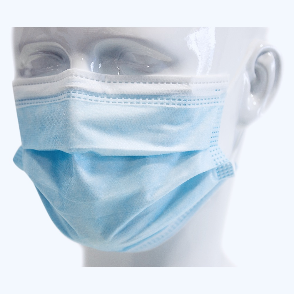 WEBSI-FACE MASK LOOP - BLAU