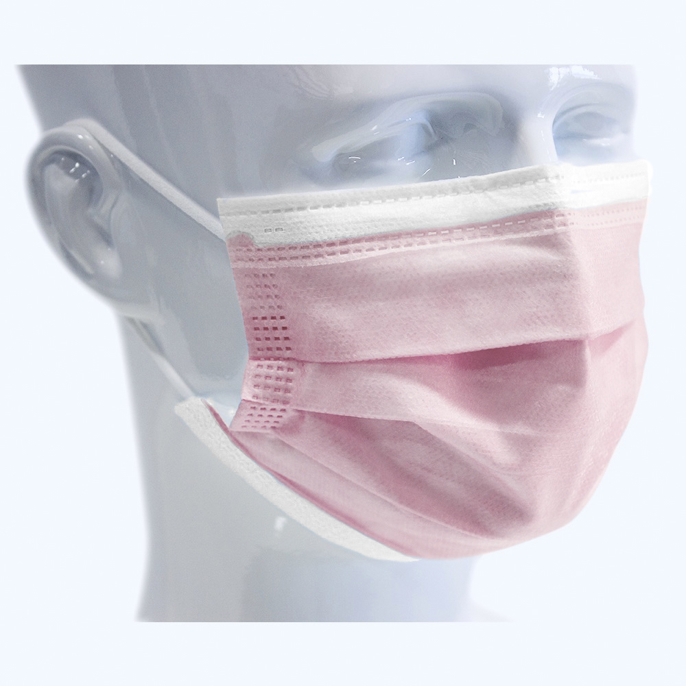 WEBSI-FACE MASK LOOP ROSA