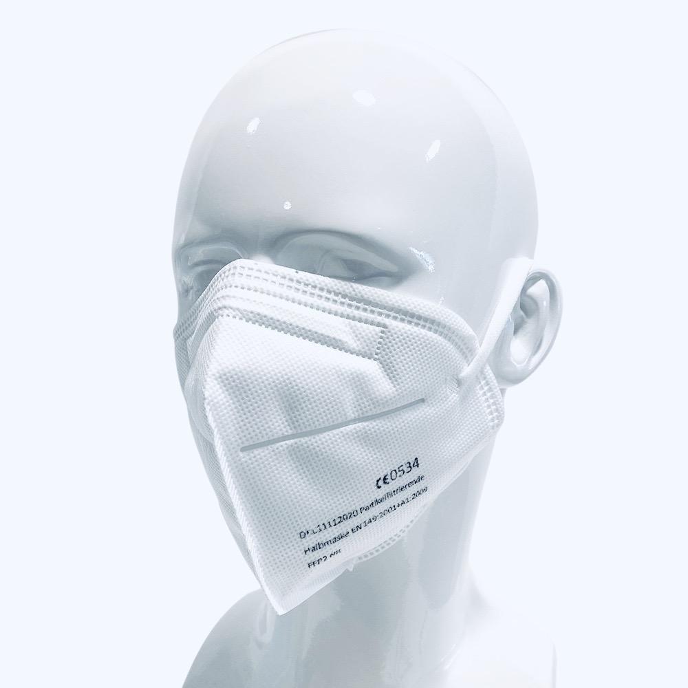 Qualitativ hochwertige FFP2-Schutzmasken
